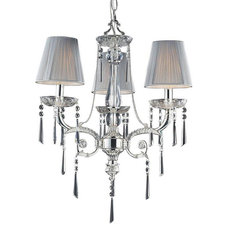 Traditional Chandeliers by South Shore Decorating Shop