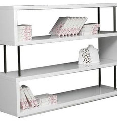 contemporary wall shelves by lafurniturestore.com