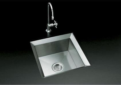 Kitchen Sinks by Jamie Gold, CKD, CAPS