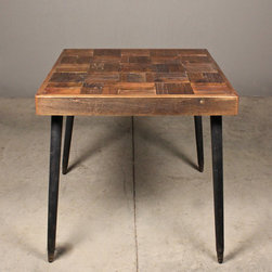 montrose bistro table - view this item on our website for more information + purchasing availability: http://redinfred.com/shop/category/furnish/tables-desks/montrose-bistro-table/