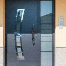 Modern Front Doors by Ville Doors
