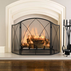 modern fireplace accessories by GHP Group Inc.