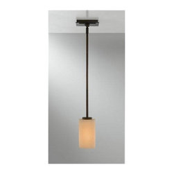 Murray Feiss - Murray Feiss P1186HTBZ Preston 1 Light Mini Pendant in Heritage Bronze P1186HTBZ - The Preston Collection features organic bark textured glass and modern forms, in Heritage Bronze.Supplied with 180'' of wire 1 - Edison 100 wattBulb included: No Bulb Type: Incandescent Canopy height: 5 Canopy width: 5 Collection: Preston Diameter: 5 Finish: Heritage Bronze Height: 7-1 2 Light Direction: Down Lighting Max Height: 52-1 2 Max Wattage: 100 Number of lights: 1 Pendant Type: Down Light Safety rating: UL Shade diameter: 3-3 4 Shade finish: Bark Texture with Amber etch Shade height: 6-1 4 Shade material: Glass Socket 1 Base: Medium Socket 1 Max Wattage: 100 Suggested Room Fit: Dining Room Voltage: 120 Weight: 6.82 lbs