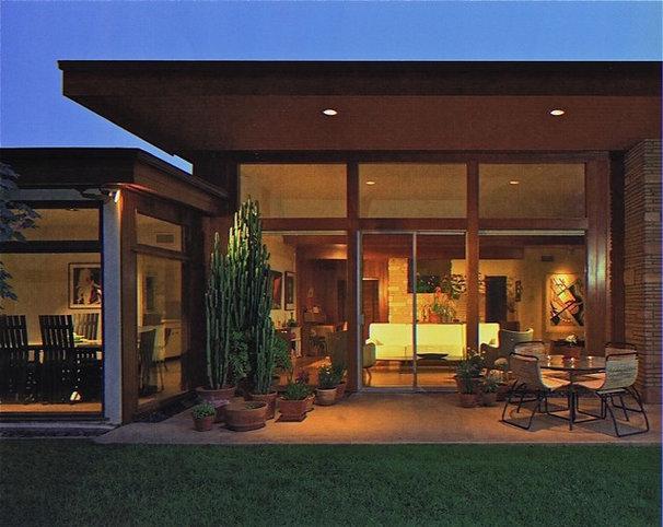 Modern Exterior by Kathryn Waltzer