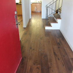 Residential remodel - Los Angeles - Installation almost done