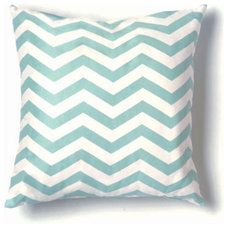 Contemporary Pillows by Bobby Berk Home