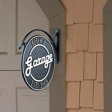 Contemporary Garage Doors by Improvements Catalog