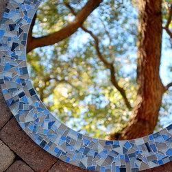 Mosaic Mirrors - Green Street Mosaics