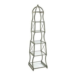 Chester Etagere - Chester Etagere