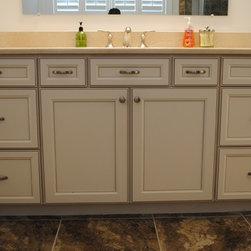 Custom New Construction Kitchen -