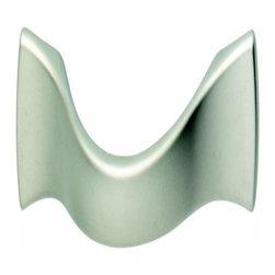 Hafele - Hafele: Handle: Zinc: Nickel Matt: M4: Center To Center 96mm - Hafele: Handle: Zinc: Nickel Matt: : Center To Center 96mm