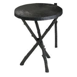 Tripod Side Table - *Tripod Side Table