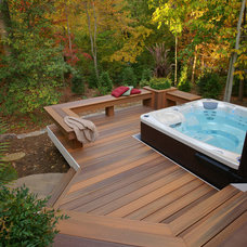 Modern Swimming Pools And Spas by Hot Spring Spas