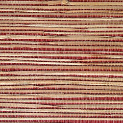 Kenneth James - Yan Yan Red and Beige Grasscloth Wallpaper, Double Roll - A sophisticated red and beige grasscloth wallpaper, weaving natural sea grasses for an eco-chic texture. Note: This product only ships in a double roll. The total price includes two bolts of natural grasscloth sheets of wallpaper. 36 Inches x 24 Ft. Unpasted, Peelable, Random Match. Made with all natural materials . Pattern #63-65661