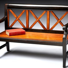 Contemporary Benches by ivgStores
