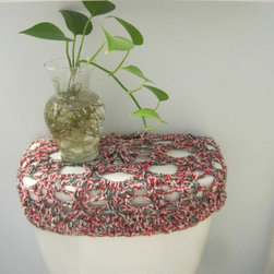 Victoriascrafts - It make addition beautiful for your bathroom.