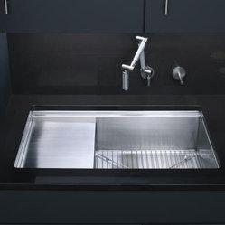 Kitchen Sinks Find Apron And Farmhouse Sink Designs Online