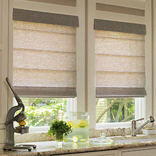 Contemporary Roman Blinds by Blindsgalore
