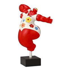 Zuo Modern Love Sculpture - Red -