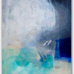 """Victoria Kloch - California Dreamin, Original Abstract Painting by Victoria Kloch 30"""" x 40"""" - Title: California Dreamin - original painting by Victoria Kloch"""