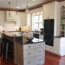 Cottage   Kitchens   Anisa Darnell : Designer Portfolio : HGTV - Home & Garden T