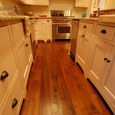 Traditional Hardwood Flooring by Burchette & Burchette Hardwoods