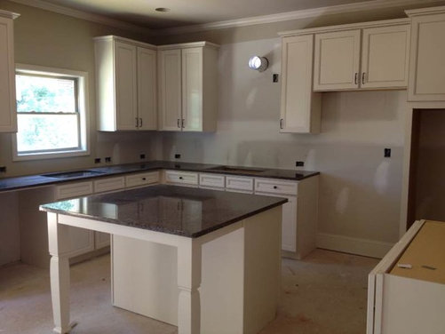 Kitchen Island With Cooktop Space Homedepot