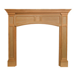The Vance Fireplace Surround