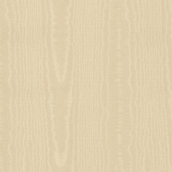 Moire Cream - NS24911 - Collection:Simply Silks 2, Classic Silks