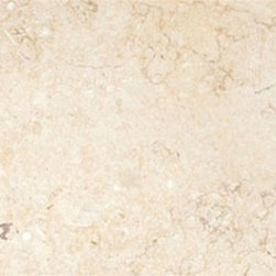 "Isis Gold Polished Limestone Marble Floor & Wall Tiles 12"" x 12"" - Lot of 10 Til - 12"" x 12"" Isis Gold Limestone Polished Marble Floor & Wall Tile is a great way to enhance your decor with a traditional aesthetic touch. This polished tile is constructed from durable, impervious limestone marble material, comes in a smooth, unglazed finish and is suitable for installation on floors, walls and countertops in commercial and residential spaces such as bathrooms and kitchens."