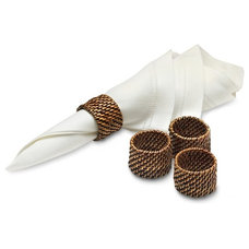 Traditional Napkin Rings by Williams-Sonoma