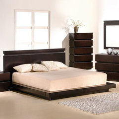 modern beds by 1800Buys Furniture