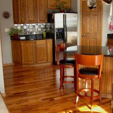 Modern Hardwood Flooring by Unique Wood Floors