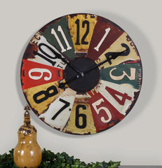 eclectic clocks by Zin Home