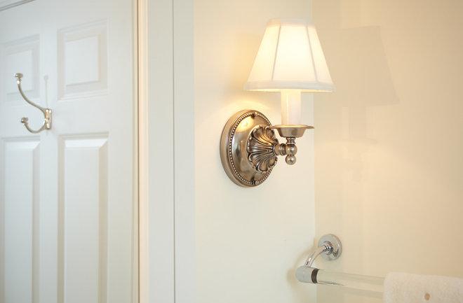 Traditional Bathroom Lighting And Vanity Lighting by Brass Light Gallery