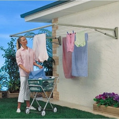 contemporary clothesline by Hayneedle