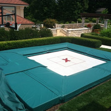 Traditional Landscape by MaxAir Trampolines