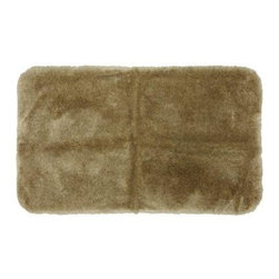 "Mohawk - Floor Mat: Linen 24"" x 40"" Bath - Shop for Flooring at The Home Depot. Add softness underfoot with these nylon bath rugs. A stylish way to add warmth to tile floors, these rugs are available in an array of designer colors. Your bathroom will look better with the addition of these beautiful bathroom mats."
