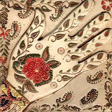 Eclectic Tile by B.A. Schmidt Arts - Handmade Tile