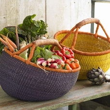 Eclectic Baskets by VivaTerra