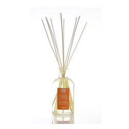 Antica Farmacista Home Fragrance Diffuser in Orange Blossom, Lilac and Jasmine - I keep this reed diffuser right where you first walk into my home. Almost everyone that walks in comments how good our house smells, and I owe it all to this diffuser. It's a splurge, but it lasts for at least four months!