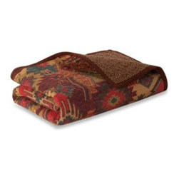 Scent-sation, Inc. - Santa Fe Quilt - Santa Fe evokes the palette of the desert and inspired native American designs.