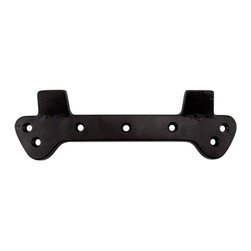 Cast Iron Sink Wall Bracket with Posts - When restoring a kitchen to like-new condition, use these wall mount sink brackets to support your antique kitchen sink. Most vintage sinks require two for adequate support.