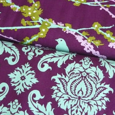 Free Spirit Fabric Duo Joel Dewberry Sparrows in by hypernoodle2