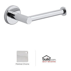 "Rohl - Rohl LO8APC Polished Chrome Modern Lombardia Single Post Toilet Paper - Lombardia Single Post Toilet Paper HolderThe Lombardia region of Italy is best known for its scenic views of mountains, plains, and picturesque lakes. As the center of the Renaissance-era culture, Rohl's Lombardia collection from the Modern Bath suite takes its inspiration from this region. This modern-themed collection of bathroom faucets, fixtures, and accessories employs the straightforward use of minimal moving parts. The sleek lever handles complement the elegant high-arc spout of the double handle bathroom faucet and Roman tub filler. The brass construction of Rohl's Lombardia collection comes in your choice of three finish options.Rohl LO8 Features:All brass construction – weight: 1.25 lbs.Superior finishing process – chemical, scratch, and stain resistantTissue holder length: 6""Accommodates oversized toilet paper rollsExtra secure mounting assemblyEasy to clean and installAll mounting hardware includedFully covered under Rohl's limited lifetime warrantyManufactured in New Zealand, Western Europe, and/or North AmericaAbout Rohl:Excellence, durability, and beauty. Family values, integrity, and innovation. These are all terms which aptly describe Rohl and its remarkable selection of kitchen and bathroom faucets and fixtures. Since 1983, Rohl has maintained a commitment to providing high-quality plumbing products for residential and commercial applications, while assuring these fixtures would make a difference in the overall décor in the living space. With a dedication to excellence throughout the home, Rohl has been satisfying homes, schools, hospitality venues, and restaurants all around the world. Rohl specializes in providing timeless designs for every type of theme, including traditional, transitional, and modern. When Rohl suggests its products reflect the feel of a certain area outside the United States, it's more than jus"
