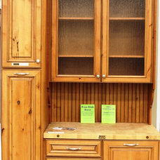 Traditional Kitchen Cabinetry by Lowe's Portland Maine