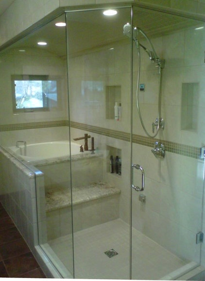 Contemporary Bathroom by New Style Kitchen Bath & Patio