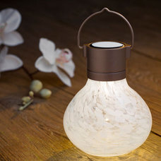 traditional outdoor lighting by allsopgarden.com