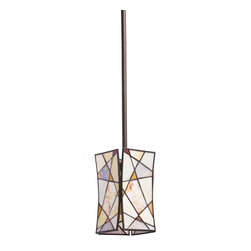 Kichler - Kichler Other Mini Pendant Light Fixture in Olde Bronze - Shown in picture: Mini Pendant 1Lt in Olde Bronze