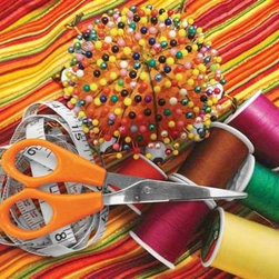Sew Crafty Puzzle - 500 Piece Jigsaw PuzzleSew Crafty is the 2013 winner of the Springbok Image Contest! Submitted by Ada Montalvo, this image features an eye-catching array of colors, making this a delightful 500 piece puzzle. Perfect for anyone who wants a colorful challenge, this sewing puzzle is sure to be a hit!